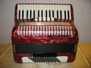 HOHNER-CONCERTO III S rot